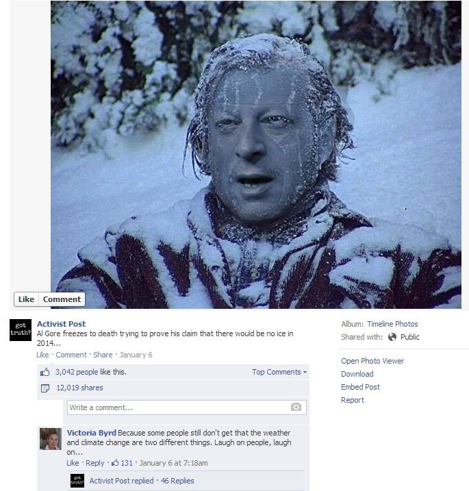 facebook-warming